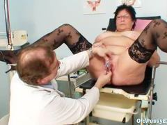 Breast exam with fat mature is sexy videos