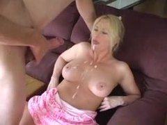 Big facial for a doggy style fucked milf movies at find-best-lingerie.com