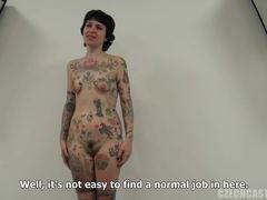 Czech casting - olga (2912) videos