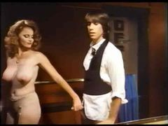 Retro group sex in a pool bar videos
