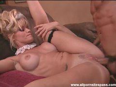 Gorgeous blonde pornstar suck and fuck videos