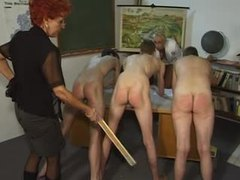 Young men spanked hard by curvy mature teachers videos
