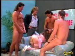 80s porn gangbang with curly hair girl videos