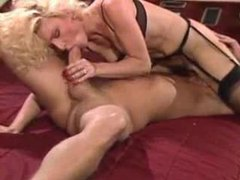 Sensual blonde having sensual sex videos