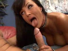 Lisa ann in fishnets suck and fuck videos
