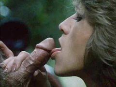 Sexy retro blowjob outdoors with facial movies at kilotop.com