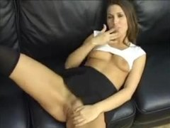 Big cock slowly fucks her pov style videos