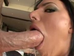 Juelz ventura gives a wet blowjob videos