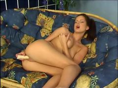 Sandra shine vibrates her sexy pussy movies at freekiloclips.com