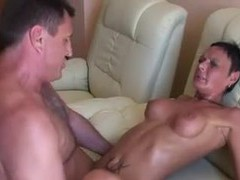 Milf doing it up with two guys videos