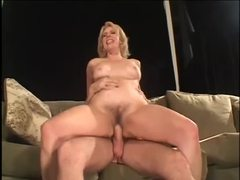 Hairy smiling mature loves younger dick movies at sgirls.net