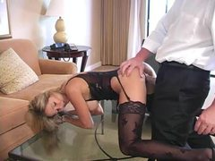 Hotel room hardcore with hottie in lingerie movies at kilosex.com