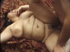 Bbw with two guys that nail her hard videos
