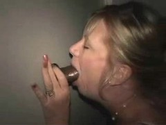 Black guy cums in milf at the gloryhole movies at kilopics.net