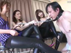 Face slap femdom foot worship shoes slave movies at freekiloporn.com