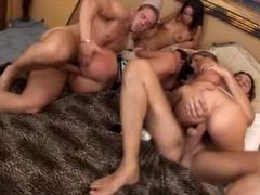 Group sex with big cocks in hot bodies videos