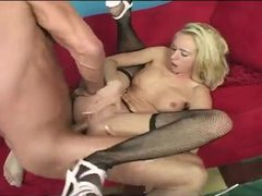 Girl with a perfect body enjoys anal hardcore movies at find-best-hardcore.com