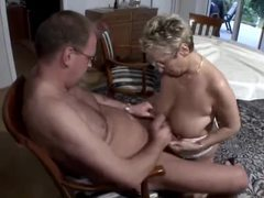 Gardener fucks the mature lady of the house movies at kilopills.com