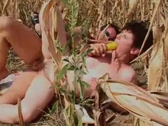 Fucking mature in a field of corn videos
