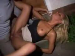 A night out with sex in public places videos