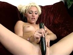 Solo with a total blonde bimbo videos