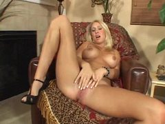 Striptease followed by a pov handjob videos