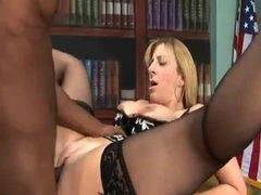 Office babe fucked by a young black man videos