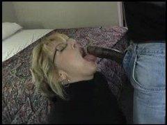 Sexy wife sucks black cock videos