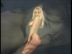 Solo with a sexy blonde centerfold videos