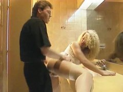 Girl fucked in the ass in the bathroom movies at dailyadult.info