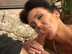 Mature gives a great and loving blowjob videos