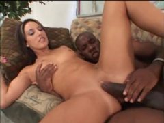 She teases black guy and he fucks her movies at dailyadult.info