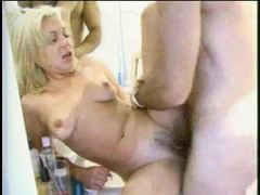 Fucking the nice blonde slut that sucked videos