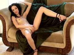 Skinny hot chick masturbates her pussy movies at find-best-lingerie.com