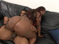 Incredible big ass black chick fucked hard tubes