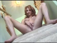 Smoking hot chick fucked on the stairs movies at freekilomovies.com