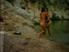 Retro fuck film on beach and in water movies at dailyadult.info