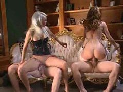 Glamorous girls in an orgy scene movies