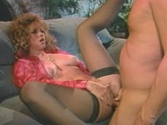 Man with mustache having retro sex movies at find-best-hardcore.com