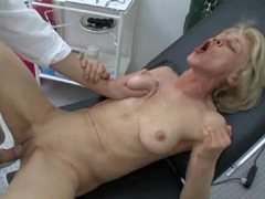 Granny anal sex on visit to doctor movies at sgirls.net