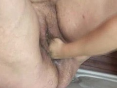 Fat old slut has her pussy fisted movies at sgirls.net