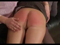 Naughty schoolgirl gets spanked hard movies at sgirls.net