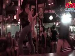 Girls pole dancing and they look hot movies at sgirls.net