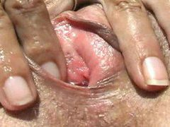Close up of hairy mature pussy fingered movies at kilopics.net