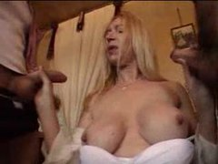 Mature french woman fucked in her bathroom videos