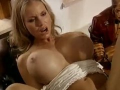 Blonde slut with huge tits riding dick movies at sgirls.net