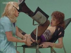 Wet pussy fisted by nurse in exam room movies