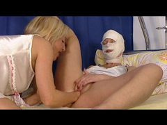 Lesbian in lingerie fisted nice and deep movies at find-best-ass.com