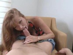 Milf redhead is cuckoo for cock meat videos