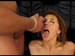 A cumshot compilation with tons of facials movies at find-best-babes.com